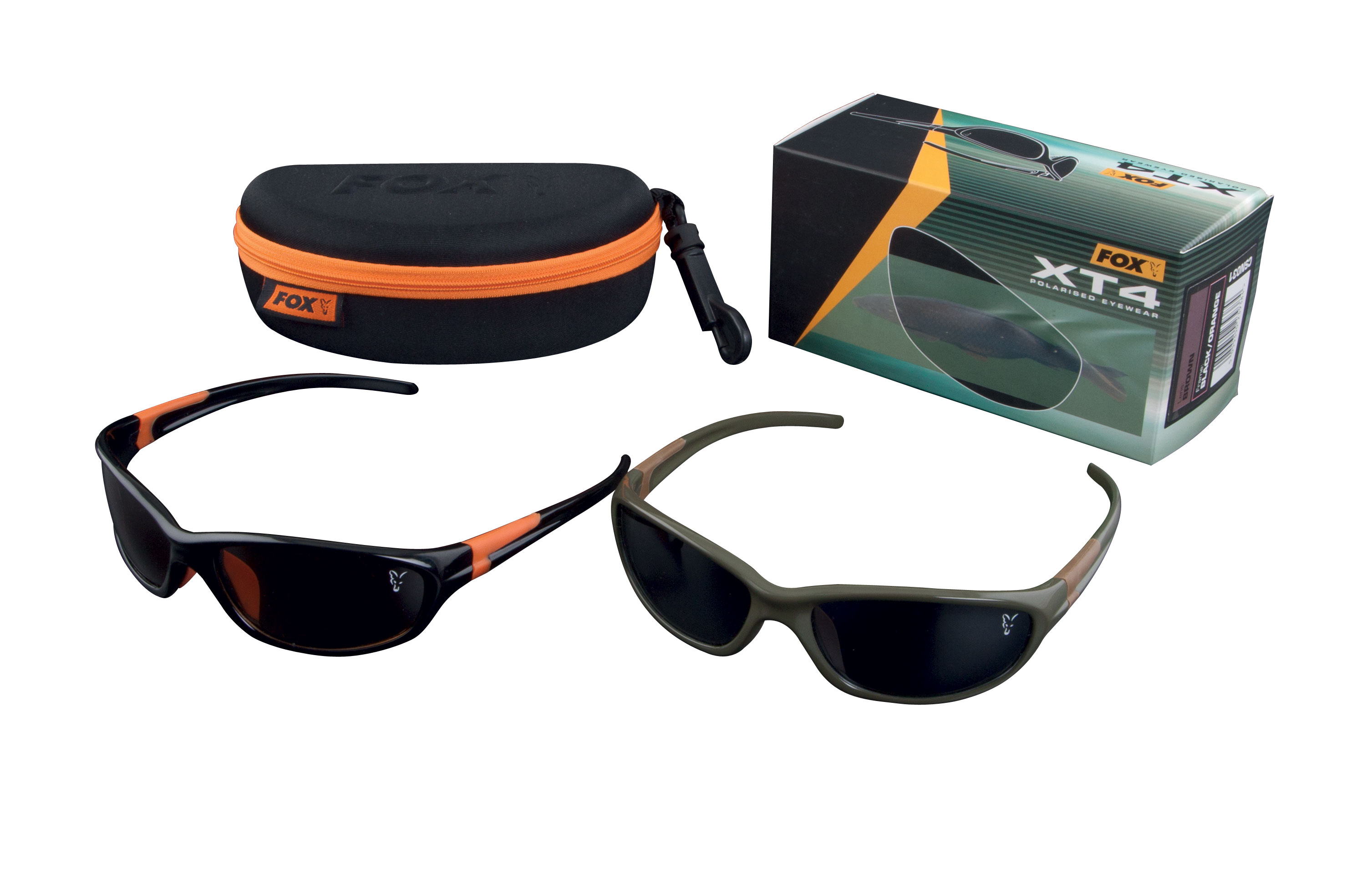 Fox XT4 Sunglasses - TOP die neuen Fox XT4 Polbrillen