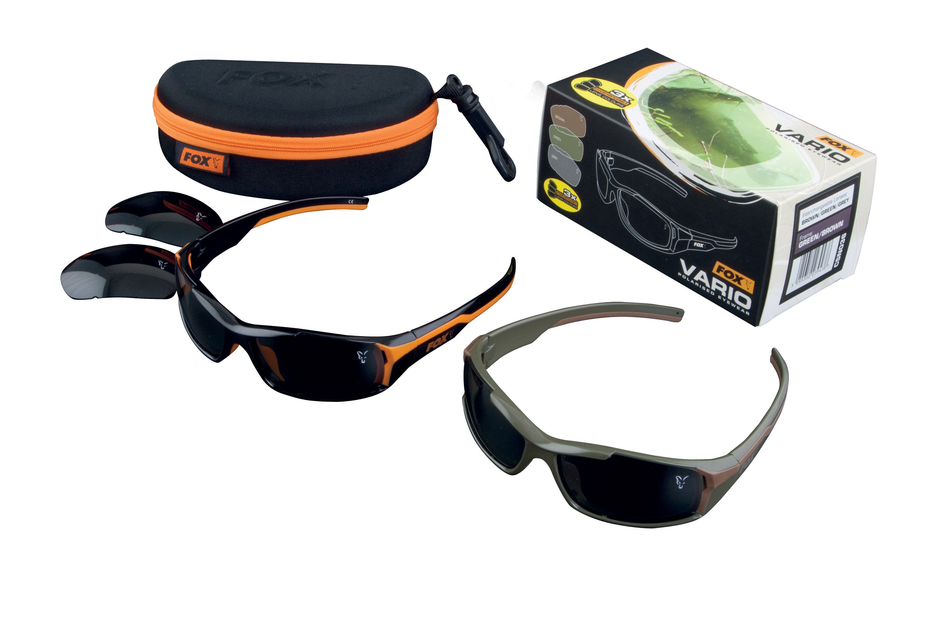 Fox Vario Polbrillen - TOP Modell die Fox Vario Sunglasses