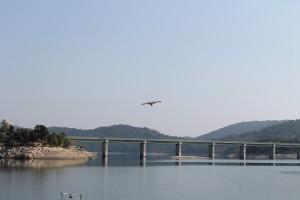 Brücke am Cassien