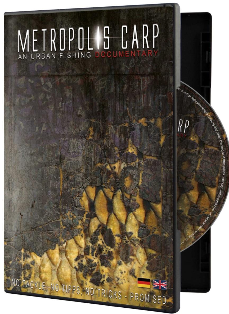 Metropolis Carp DVD - Metropolis Carp Film