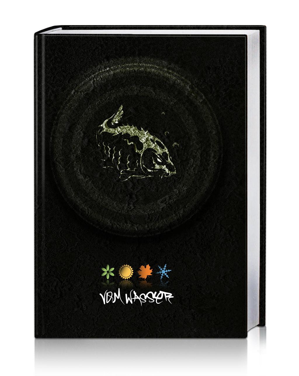 Carpzilla das Buch für Karpfenangler
